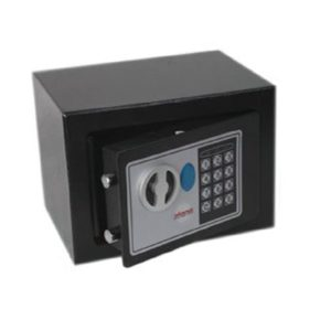 PHOENIX COMPT SZ1 SEC SAFE ELEC LOCK BLK