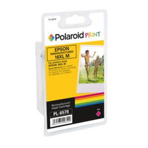 POLAROID EPSON 16XL REMAN INK MAGENTA