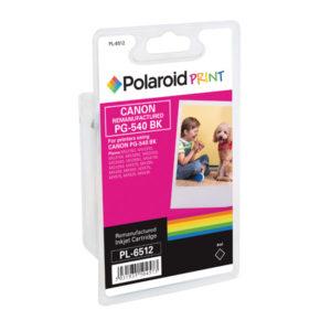 POLAROID CANON PG 540 REMAN INK BLACK