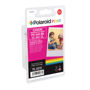 POLAROID CANON PG 540 CL 541 REMAN INK