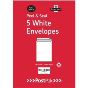 C5 PEELSEAL WHITE 90G X5 PK50 101-0208
