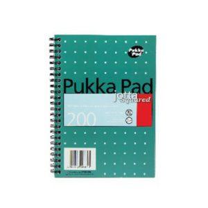 PUKKA A5 MET JOTTA NOTE/B SQRD JM021SQ