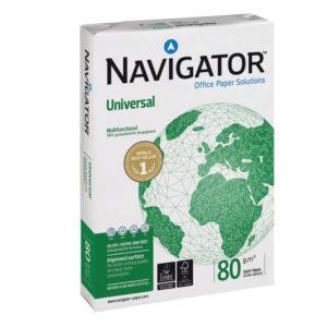NAVIGATOR UNIVERSAL A4 80GSM WHITE