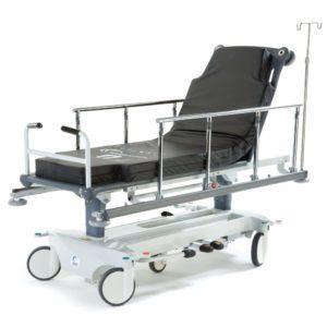 Atlanta Patient Transport Trolley