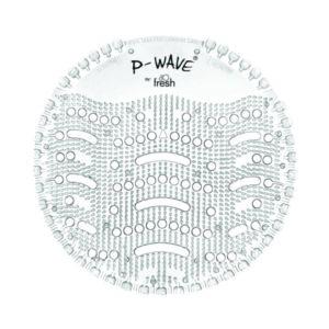 PWAVE SLANT6 URINAL SCRN HONEYSCKLE PK10