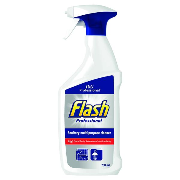 FLASH PRO M/PURPOSE CLEANER 750ML
