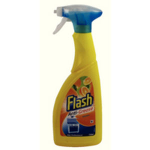 FLASH DISINFECTING DEGREASER 750ML
