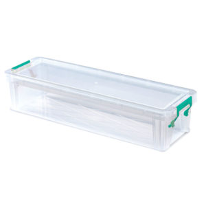 STORESTACK 2.2 LITRE BOX CLEAR