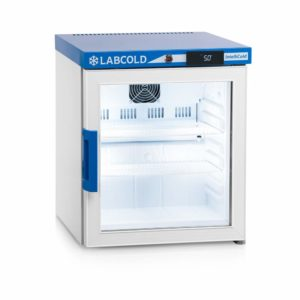 Labcold 36L Glass Door Bench Top Pharmacy Refrigerator-RLDG0119