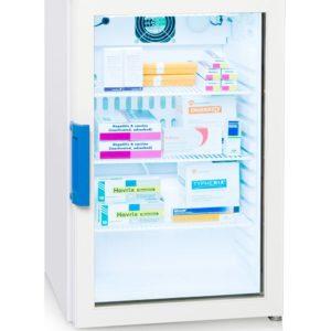 Labcold 66L Glass Door Bench Top Pharmacy Refrigerator-RLDG0219
