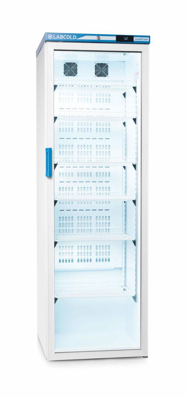 Labcold 440L Glass Door Pharmacy Refrigerator -RLDG1519