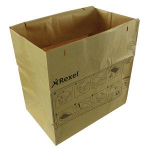REXEL RECYCLING PAPER BAGS PK50