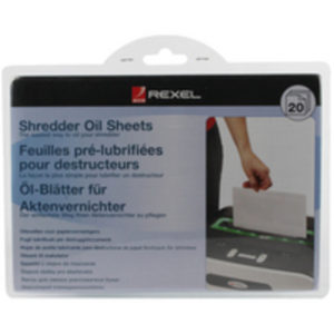 REXEL OIL SHEETS 20 PACK 2101949