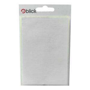 BLICK LABEL BAG 80X120 WHT PK7 004059