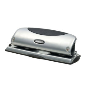 REXEL 4 HOLE PUNCH SILVER P425 2100753