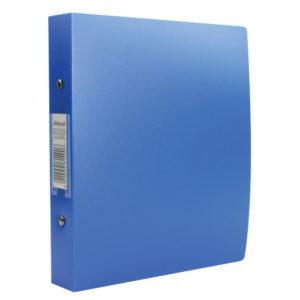 REXEL A5 2 RING BINDER BLUE 13428BU