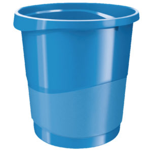 REXEL WASTE BIN CHOICES BLUE