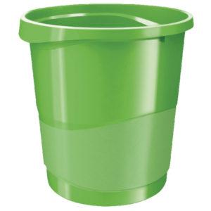 REXEL WASTE BIN CHOICES GREEN