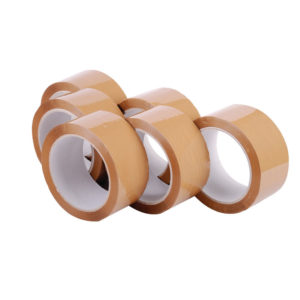 REPLACEMENT PACKAGING TAPE 48MM X 6X 66M