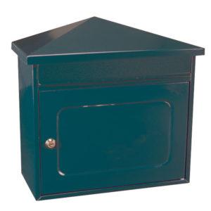WORTHERSEE MAIL BOX BLACK 387019