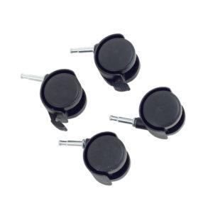 CASTOR SET FOR HB-4068 BLACK 369048048