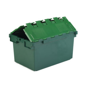 25L GREEN CONTAINER / LID 306578