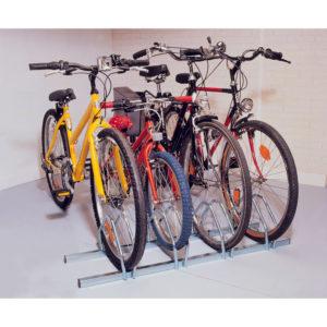 CYCLE RACK 3 BIKE CAP ALUMINIUM 309309