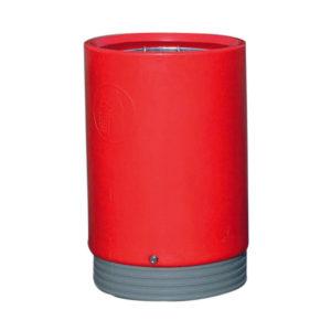 BIN OPEN TOP PCCK BASE LNL RED 3217217