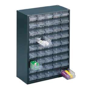 45 CLEAR DRAWER STORAGE SYSTEM 324124193