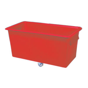 340 LITRE RED CONTAINER TRUCK 329959958