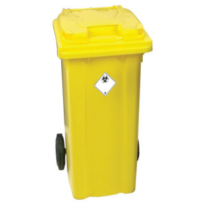 120L CLINICAL WASTE CONTAINER 377917918