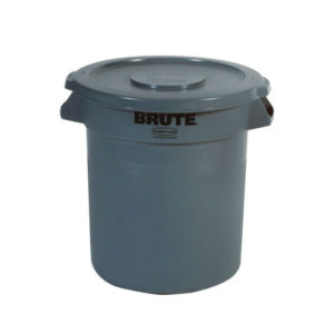 BRUTE CONTAINER 121L GREY 382200