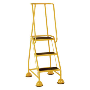 3 TREAD STEP YELLOW 385137