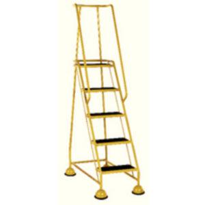 5 TREAD STEP YELLOW 385145