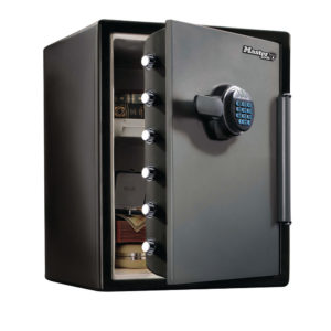 ELECTRONIC WATER-RES FIRE-SAFE 56L
