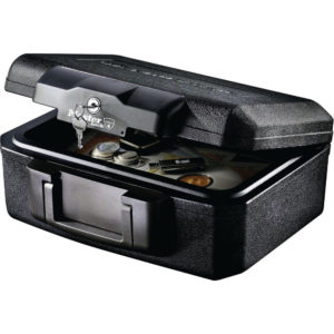 SMALL FIRE RESISTANT CHEST 5L