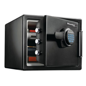 LARGE HIGH SECURITY FIRE WATER SAFE