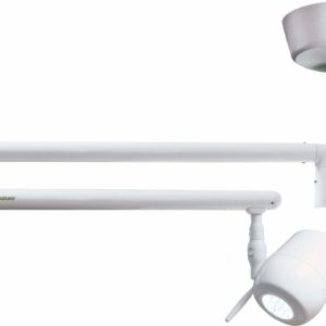 Daray SL180 LED Ceiling Mount Minor Surgical Light