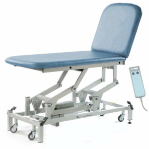 Medicare 2 Section Couch - Electric Lift|Manual Back Rest