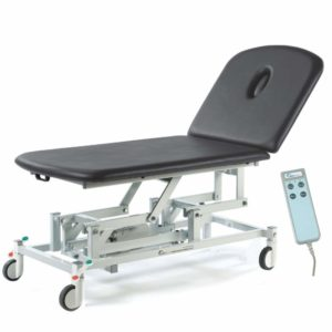 Medicare Bariatric 2 Section Couch - Electric LMWD