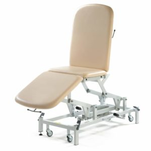 Medicare 3 Section Couch - Hydraulic Lift|Manual Back Rest