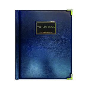 IDENTIBADGE GDPR VISITOR BOOK BINDER
