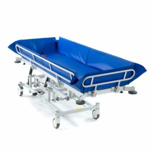 Medicare Shower Trolley - Hydraulic or Electric