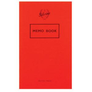 MEMO BOOK 159X95MM 36LF 042F FEINT