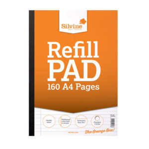 REFILL PAD A4 80LF FM SIDE BOUND A4SRP