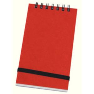 SILVINE BAND BOOK 3X5 SPIRAL 194