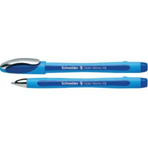 SCHNEIDER BP PEN SLIDER MEMO XB BLUE