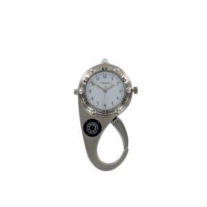 Carabiner Clip Fob Watch