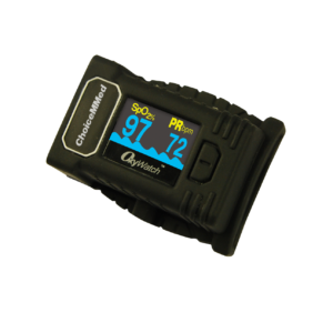 Fingertip Silicone Drop Proof Pulse Oximeter CB31 *2 Year Warranty