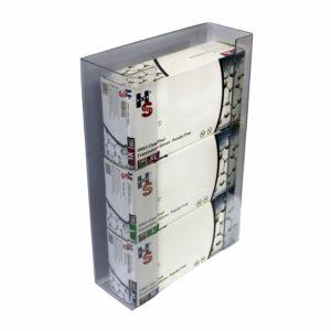 Triple Glove Box Dispenser - Plastic x 1